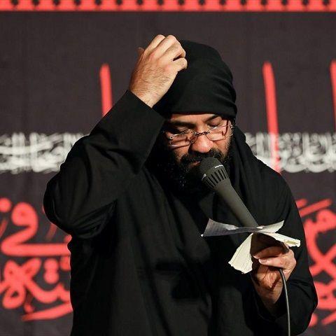 دانلود مداحی آقای من دلیل گریه های من عبدالرضا هلالی