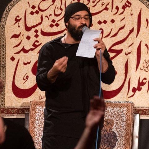 دانلود مداحی دنیای من آقای من عبدالرضا هلالی