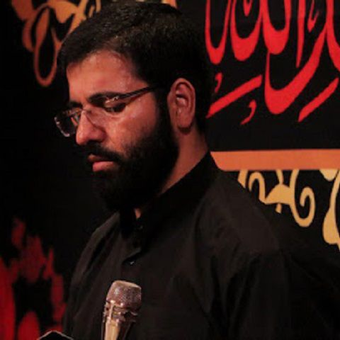 دانلود مداحی مسجد کوفه در خون نشسته حسین سیب سرخی