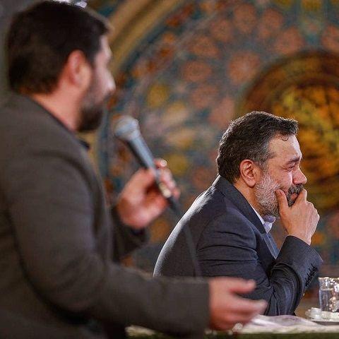 دانلود مداحی حال و هوای حسینیه محمود کریمی