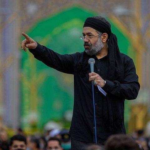 دانلود مداحی تشنه رفتن برا تو محمود کریمی