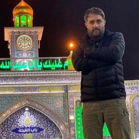 دانلود مداحی عشق صفای حرمت محمدحسین پویانفر