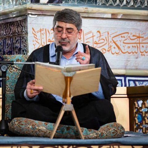 دانلود مداحی نشستم کنارت محمدرضا طاهری