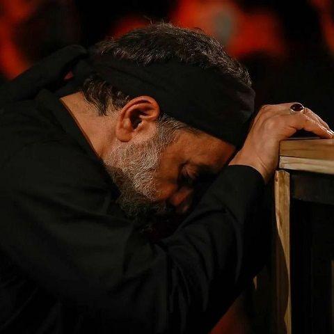 دانلود مداحی بیا که بر در هر تکیه پرچم حسن است محمود کریمی